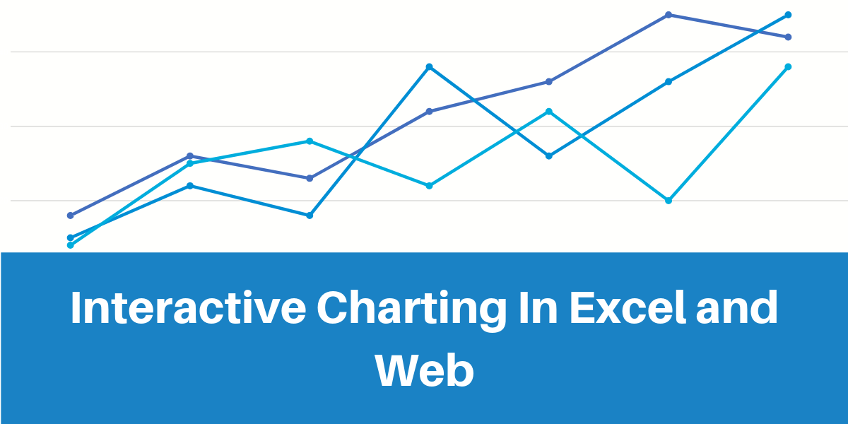 Interactive Charts in Excel header